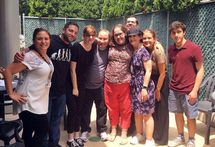 Teen sid jacobsen jewish community center